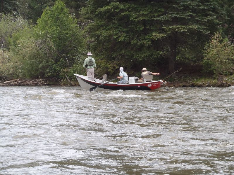CTU River Conservation and Fly-Fishing Youth Camp Registration Open